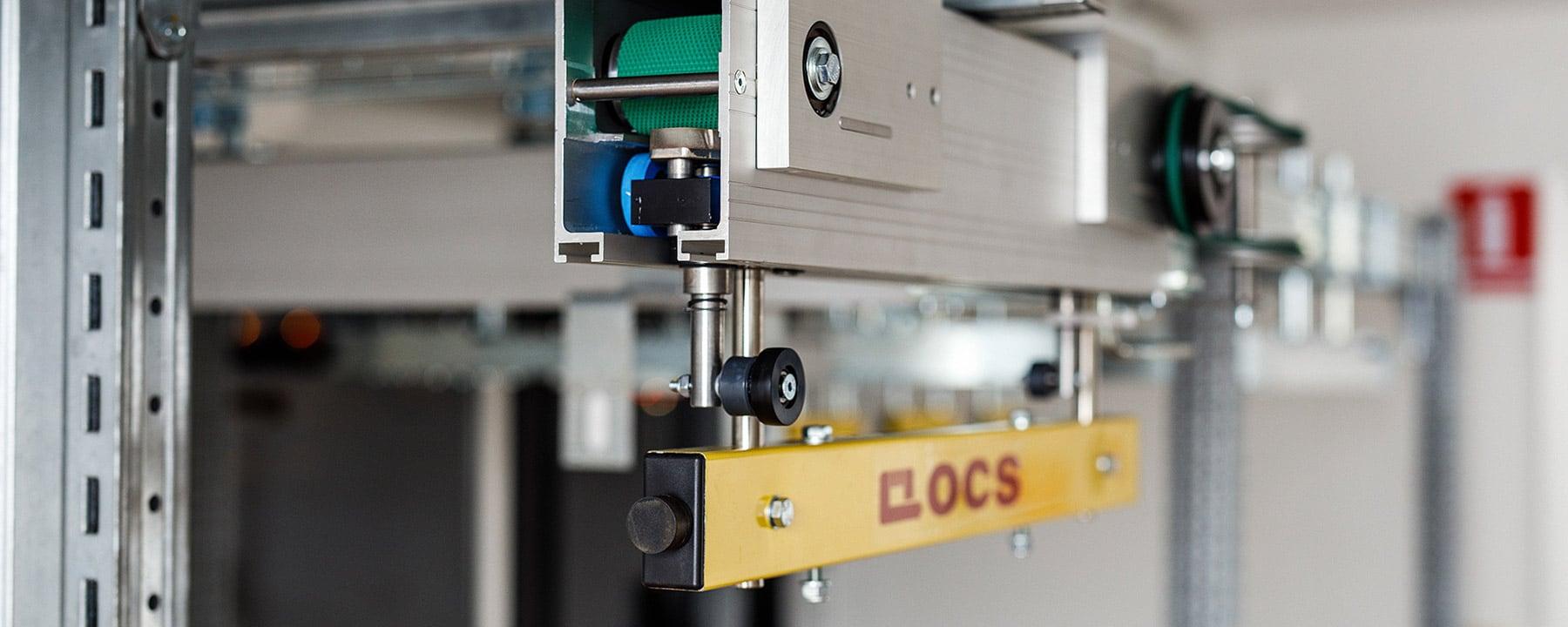 Overhead Conveyor System – OCS 150