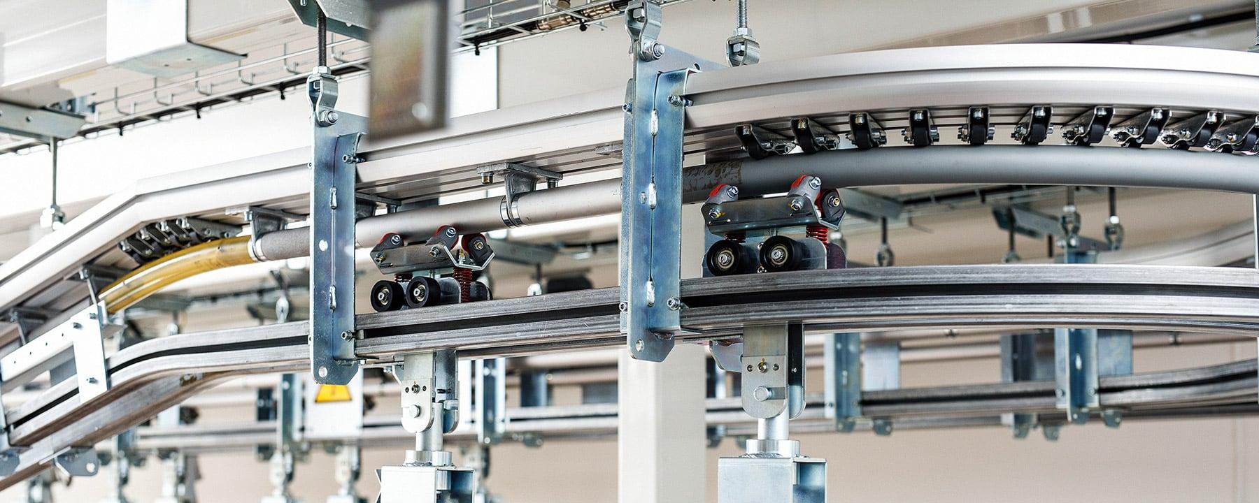 Overhead Conveyor System – OCS 500