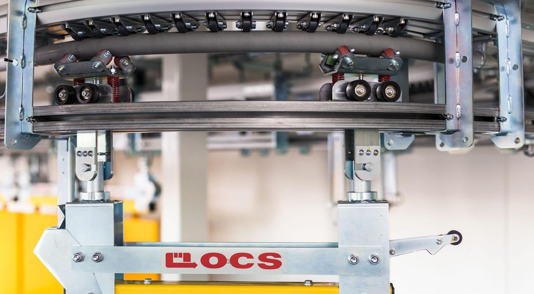 Friction based conveyor technology